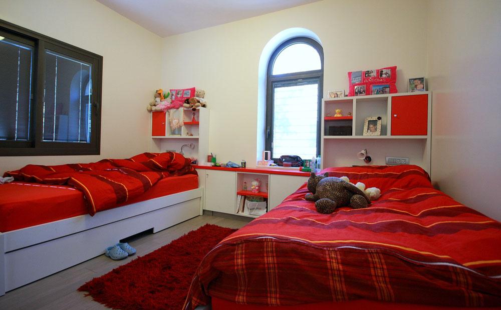 חדר-שינה-ילדים-מעוצב-בבית-דתי