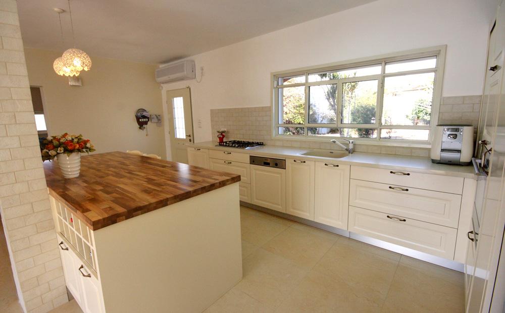 עיצוב בית במושב מטבח