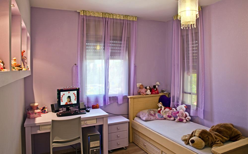 חדר שינה בעיצוב חלומי