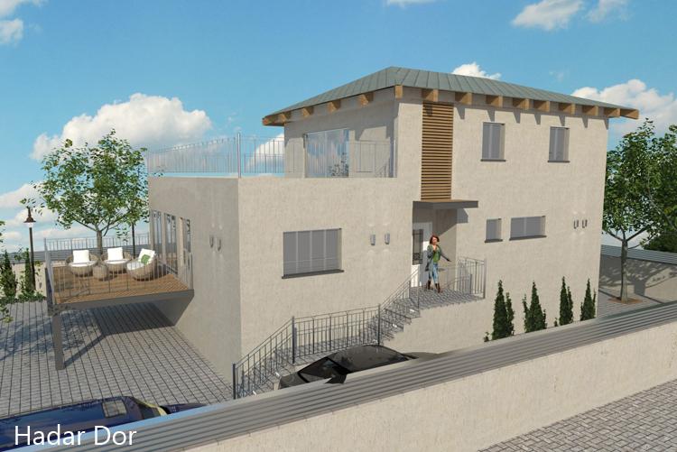 אדריכלות ותכנון בתים