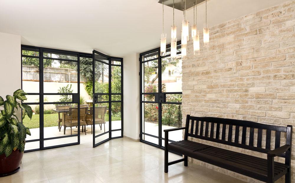 עיצוב בית בסגנון קלאסי מודרני