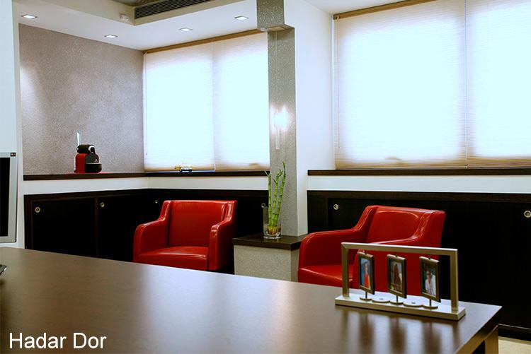 עיצוב משרד השקעות
