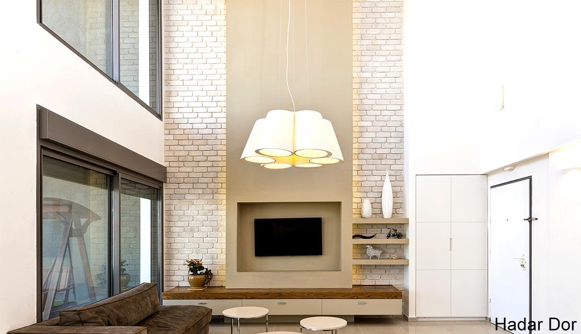 עיצוב חדרי מגורים נוספים