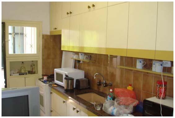 המטבח לפני שיפוץ