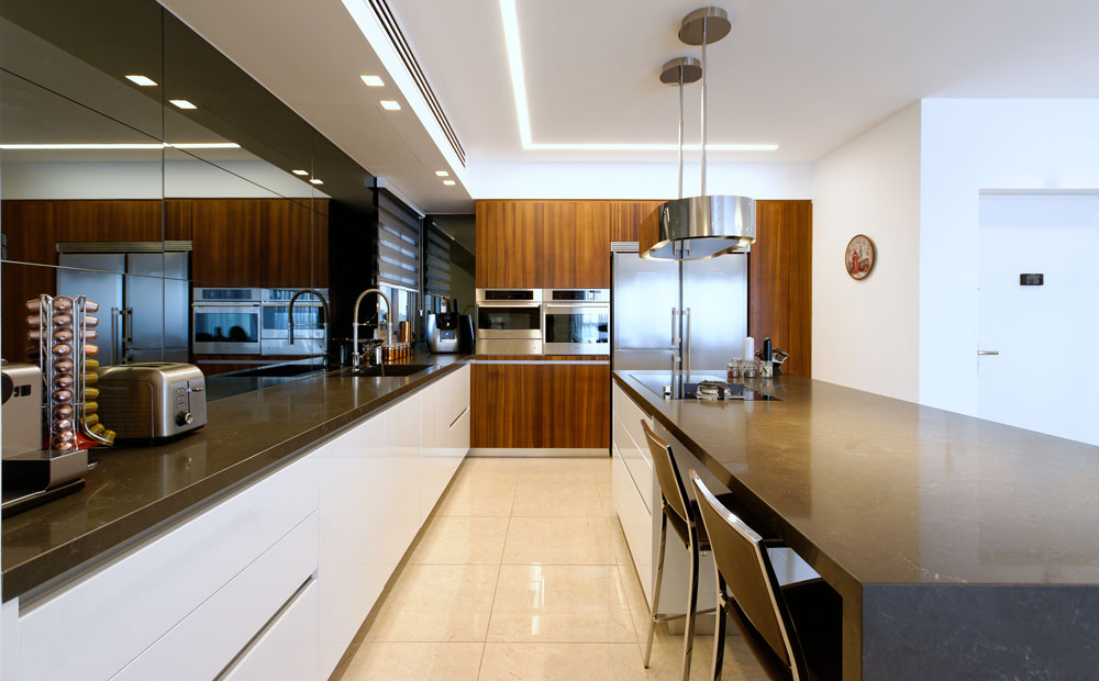 עיצוב דירה יוקרתית