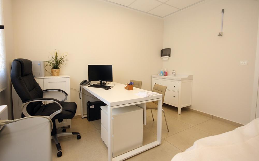 עיצוב-חדר-רופא