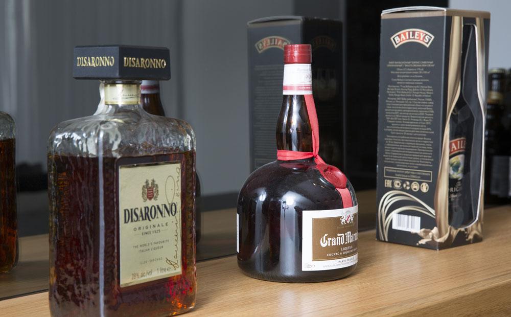 בר משקאות