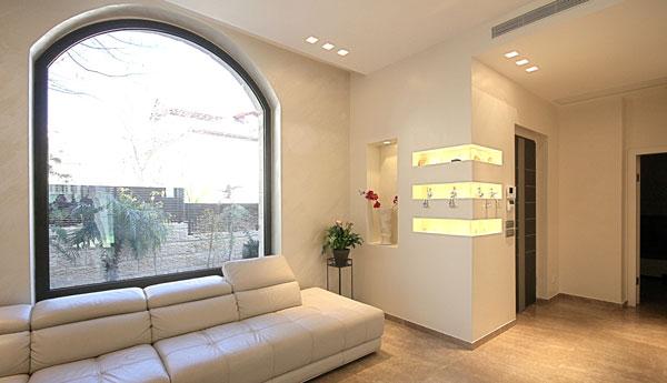 עיצוב בית למשפחה דתית בירושלים