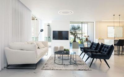 עיצוב דירה בתל-אביב