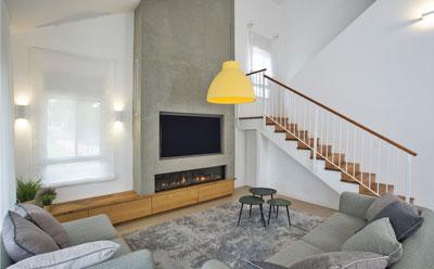 בית בעיצוב קלאסי מודרני