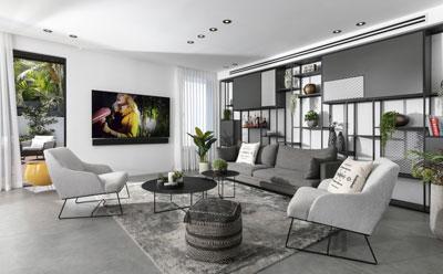 עיצוב בית בנס-ציונה